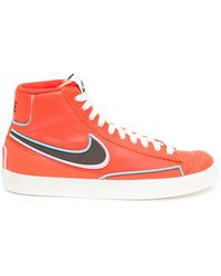 Nike Blazer Mid '77 Infinite Sneakers - Orange