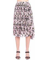 4d032545 Phoenix Print Skirt - Pink