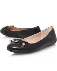 Carvela Kurt Geiger Black Lamp - Lyst