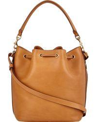 Saint Laurent Medium Bucket Bag - Lyst
