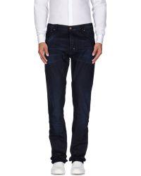 PRPS | blue Denim Trousers | Lyst
