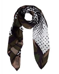 Fornasetti - Printed Scarf - Lyst