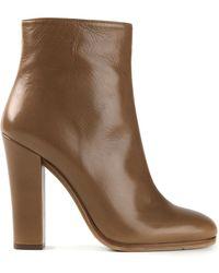 L'Autre Chose High-Heel Ankle Boots - Lyst