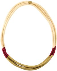Forte Forte Wrap Necklace - Lyst