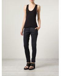 Gareth Pugh Skinny Jeans - Black