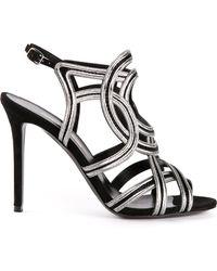 Nicholas Kirkwood Glove Sandals - Lyst