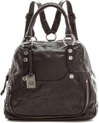 Frye - Elain Vintage Backpack - Dark Brown - Lyst