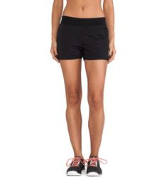 Theory 38 Black Young Shorts - Lyst