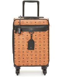 MCM - Trolley Cabin Suitcase - Lyst