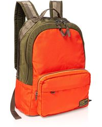 Pink Pony - Polo Color Block Nylon Military Backpack - Lyst