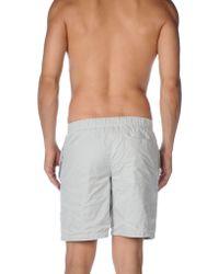 Jil Sander Beach Trousers - Grey