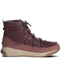Chaco Borealis Peak Waterproof Boot - Brown