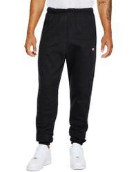 Champion - Lifetm Reverse Weave® Pants - Lyst
