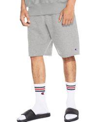 Champion - Life® Reverse Weavetm Cut-off Shorts - Lyst