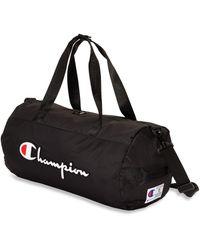 Champion Life Supercize Duffle Bag - Black