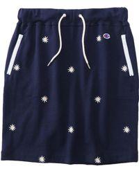 Champion - Japan Premium Sweat Skirt - Lyst