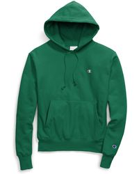 Champion Life® Reverse Weave® Pullover Hoodie - Green