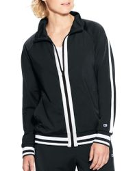 Champion - Track Jacket - Lyst