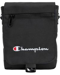 Champion Athletics Billboard Crossbody Bag - Black