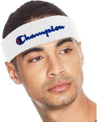 Champion Life Terry Headband - White