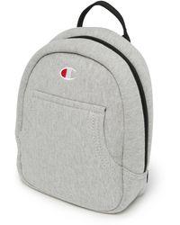 Champion Lifetm Reverse Weavetm Mini Convertible Backpack & Shoulder Bag - Black