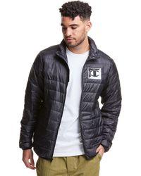 Champion Exclusive Lightweight Puffer Jacket - Black