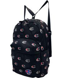 Champion Mini Crossover Backpack - Black