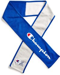 Champion Lifetm Reverse Weavetm Scarf - Blue