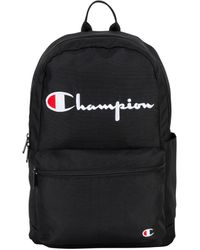 Champion Life Frequency Backpack - Black