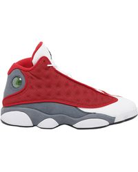 Nike Retro 13 - Basketball Shoes - Red