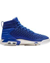 f349332427340 Nike Rubber Jordan Flyknit Elevation 23 Shoe in Blue for Men - Lyst