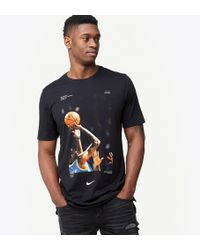 c705f475 Nike Men's Ultra Just Do It T-shirt in Black for Men - Lyst