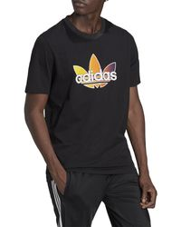 adidas Originals Sport Graphic T-shirt - Black