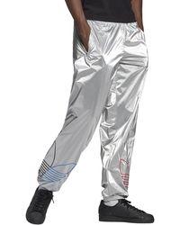 adidas Tricolor Track Pant - Blue