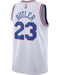 size 40 043c0 67cda Nike Jimmy Butler Nba City Edition Swingman Jersey in Purple ...