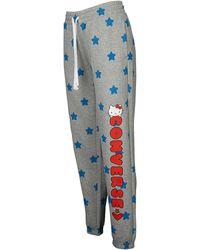 Converse X Hello Kitty Star Jogger Pants - Blue