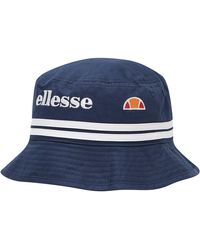 Ellesse Lorenzo Bucket Hat - Blue