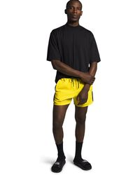 The North Face Extreme 2 Woven Shorts - Yellow