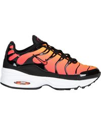 Nike Air Max Plus Running Shoes - Multicolor