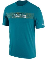 Cheap Nike Solstice Futura Tee in Blue for Men Lyst