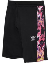 adidas Originals Pool Party Shorts - Black