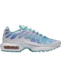 Nike Air Max Plus Running Shoes - Blue