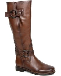 Gabor Nevada (m) Womens Long Boots - Brown
