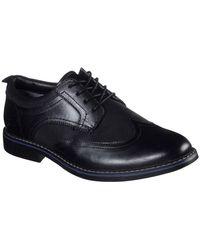 Skechers Bregman Modeso Mens Formal Shoes - Black