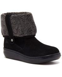 Rocket Dog Sugar Mint Ankle Winter Boot - Black