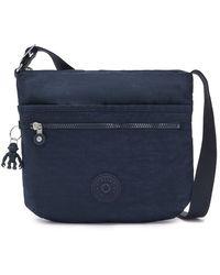 Kipling Arto Womens Messenger Handbag - Multicolour