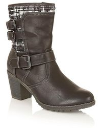 Lotus - Hedera Womens Casual Ankle Boots - Lyst
