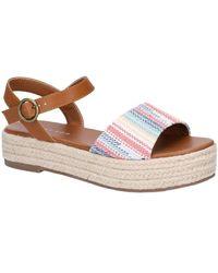 Rocket Dog Espee Denise/mickey Womens Platform Sandals - Multicolour