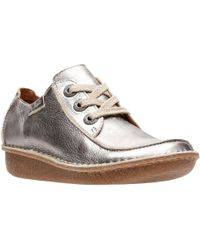 Clarks - Funny Dream Womens Casual Shoes - Lyst