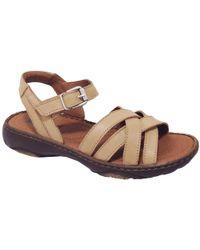 Josef Seibel - Debra 23 Womens Leather Sandals - Lyst